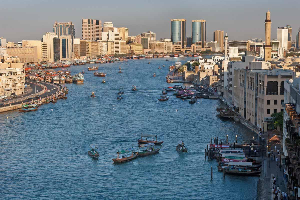 Dubai City Tour ドバイ市内半日観光<br >(英語ガイド・日本語ガイド&送迎付)