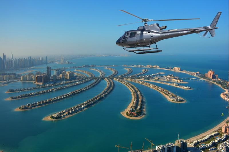 ヘリコプター・フライトツアー