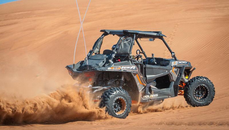 Desert Buggy Adventure砂漠バギー